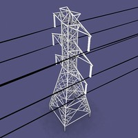 tension line dxf