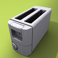 toaster 3ds