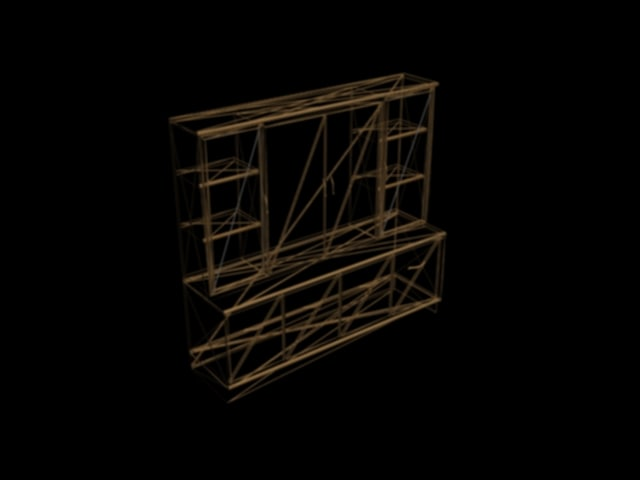 3ds max cabinet china