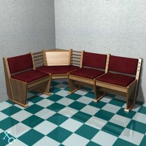 3d model fabric design