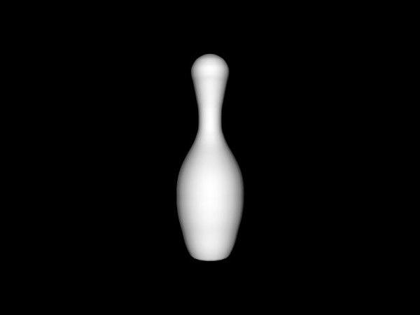 xsi bowling pin