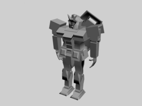 free max model toy gundam