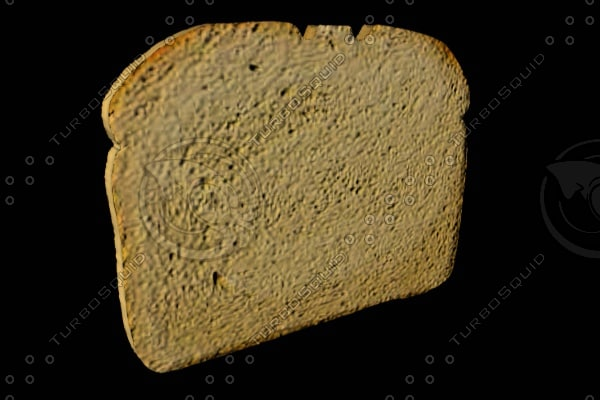 brot bread c4d