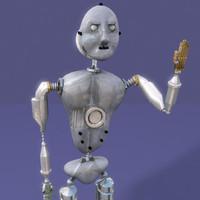 max humanoid robot
