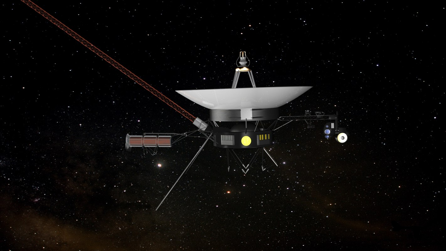 space probes names