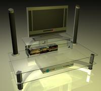 3d home tv speakers