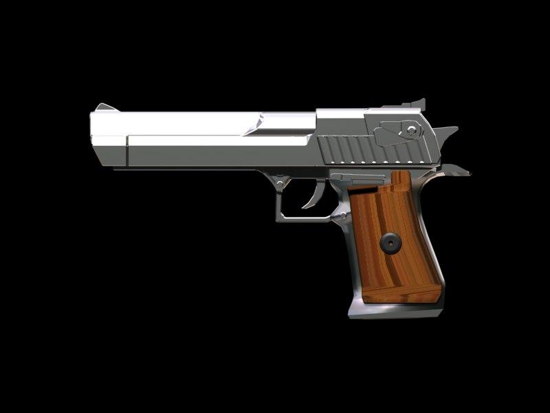 free max mode desert eagle weapon
