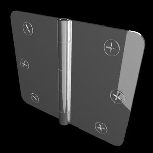 3d model hinge phillips