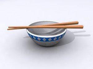 maya chinese dish chop sticks