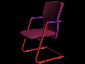 chair fixed 3d model