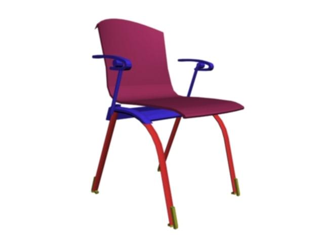 lightwave chair fixed