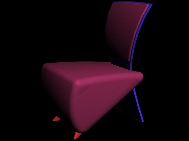 max chair funk