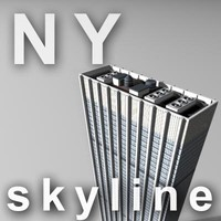 NY skyline - chase manhattan bank.zip