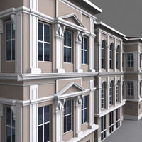 3dsmax palace old building