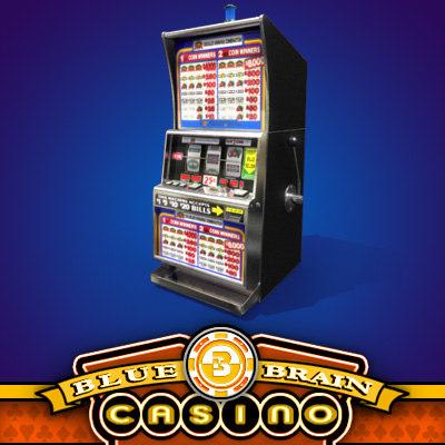3d casino slot machine