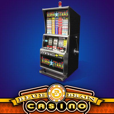 casino slot machine 1 max