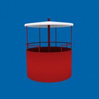 sky bucket ride 3ds free
