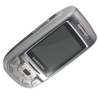 3d samsung sgh d500 cell phone model