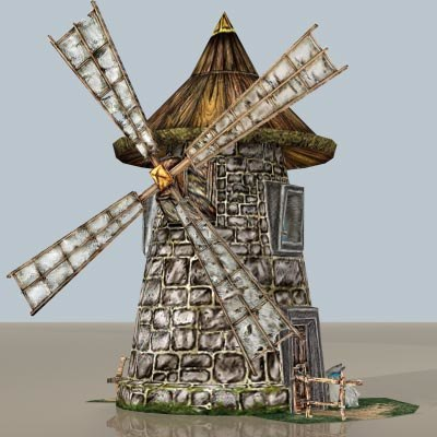 3d home wind