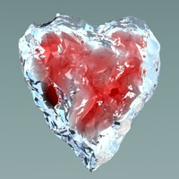 Heart in the Ice