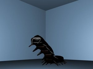 3d model centipede