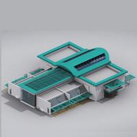 School Building 03