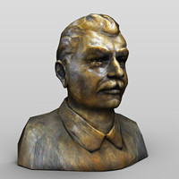3ds max hand stalin