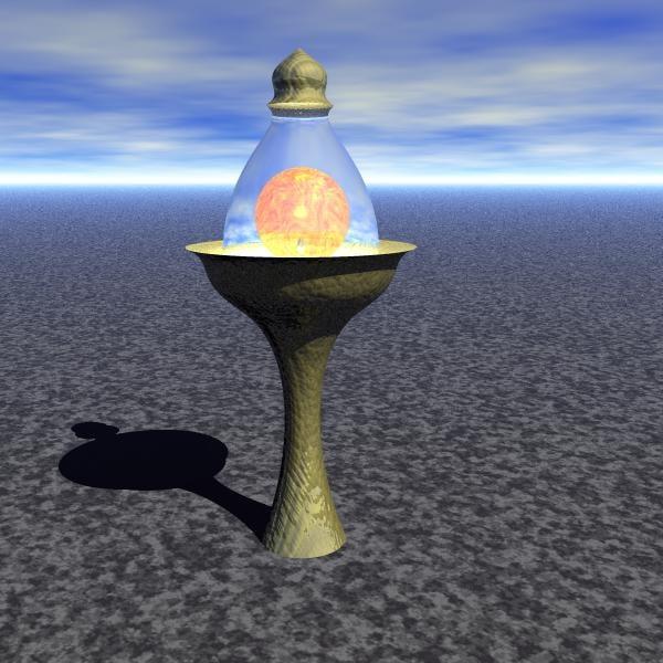 lamp fae br4