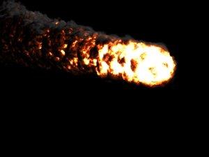 afterburn asteroid max
