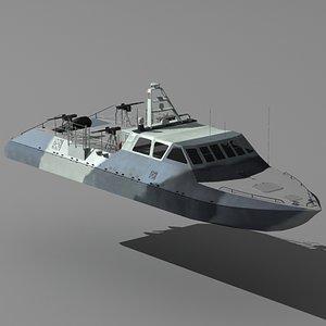 rubber boat 3d 3ds