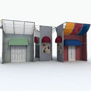 3d awnings tradeshow exhibit