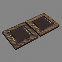 CPU Chip Special Package