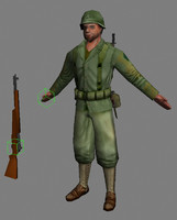 gi soldier ww2 2 max