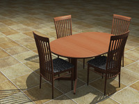 max dinette set chairs