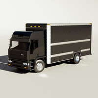 Iveco Delivery truck