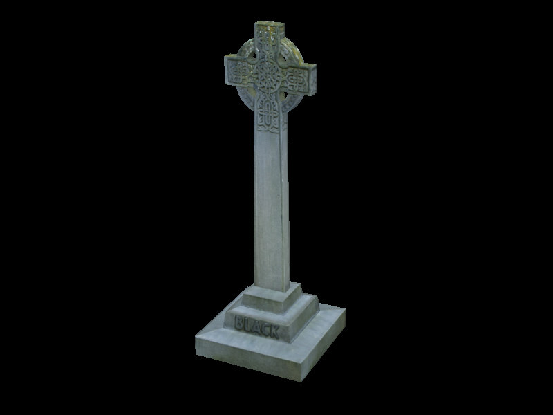 tombstone digitalreflection 3d max