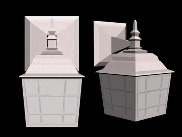 house light 3d model