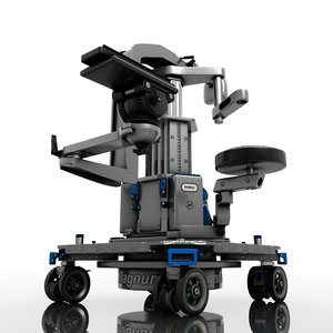 magnum film camera dolly 3d model