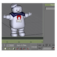 free max mode marshmallow ghostbusters