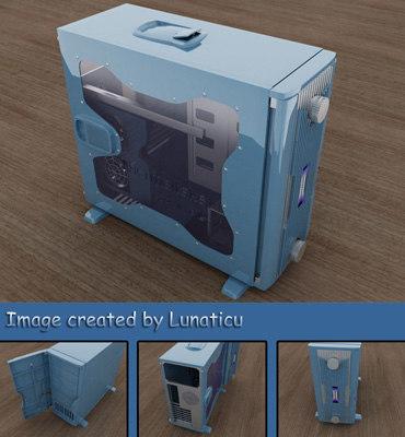 computer case thermaltake max