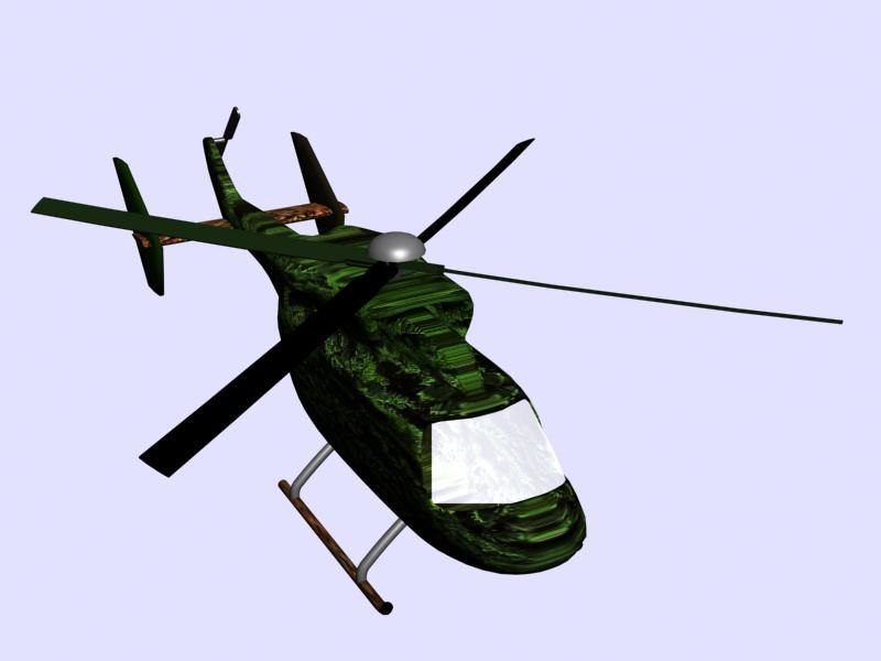 3ds max copter