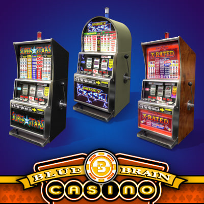 casino slot machines 3d max