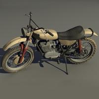 1968 Yamaha DT1 Dirt Bike