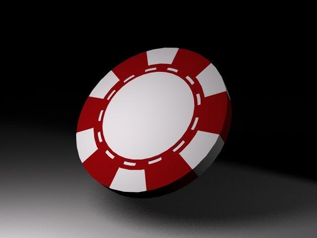 poker chip lwo