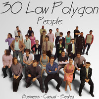 3d-People-Models-Bundle
