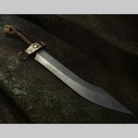max goblins curve sword