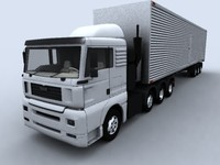 MAN TGA 41660 trailers