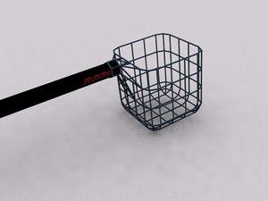 basket laparoscopy max