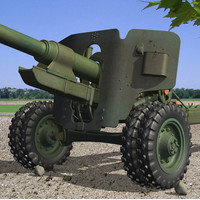 3d render antitank