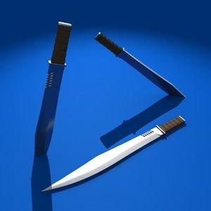 max long knife